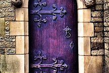 Old Door Color Inspiration