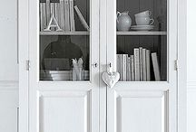 Kitchen dressers, larders and pantries / Enviable storage cupboards to lust after