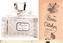 Vintage 60 - 70's Perfume