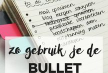❤ Project: bullet journal ❤