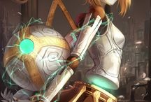 LEAGUE OF LEGENDS - ORIANNA