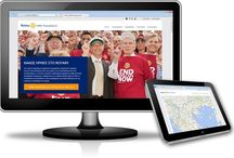 Websites of Rotary Clubs and Districts