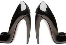Shoes / by Vera Sweeney (Ladyandtheblog.com)
