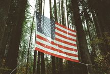 America the Beautiful! / All things uniquely to the USA / by Sue Kittle