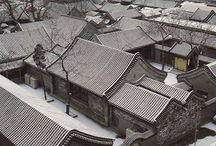 Chinese Architecture / Believe it or not, occasionally I need to refer to styles from far afield, even for local projects