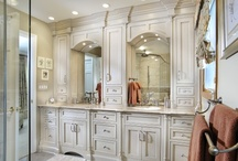 Bathroom Ideas / by Angie Johnson