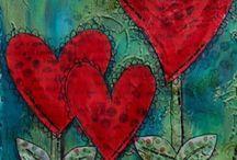v.v - deň matiek, valentin...