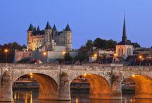 La ville de Saumur / Tout ce qu'il y a à découvrir à Saumur...