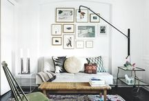 Scandinavian interiors / Get some inspiration for your home.
