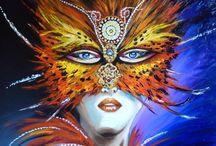 Viennese masks