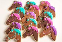 Пряники Лошади