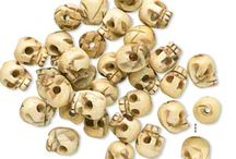 SKULLS: Jewelry and Crafts / by Valerie Fletcher