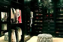 Closet ideas / by Ali Norwood