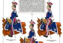 cheveau leger lanciers de la garde / szwoleżerowie