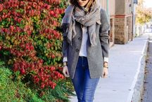 Fall/Winter Fashion / by Anjie Mendoza