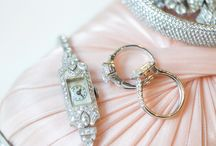 Bridal Accessories / Whether your bridal-style is vintage or modern, these accessories are sure to inspire.