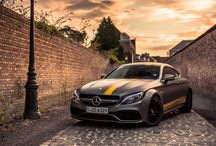 SLS & AMG GT