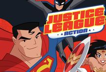"""""""Justice League Action"""" Reviews of the TV show"""
