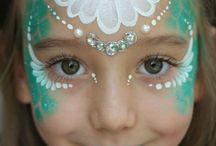 maquillaje sirenita
