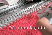 trico a maquina