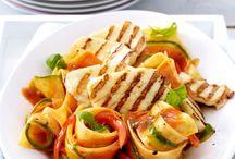Kalorien arme Gerichte