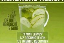 infused water / by Chasey Tabit