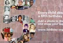 #5thBDay Photos / Pin your childhood photos and use the hashtag if you believe that every child deserves a #5thBDay. More information: http://bit.ly/UNICEFUSA-5thBDay / by UNICEF USA