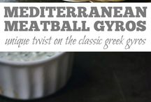 Recipes-Middle E./Mediterranean