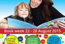 Book Week 2015 / Book Week - Books light up our World