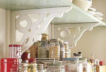Kitchen Inspiration / by Kelsey Thomas