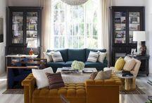 Home materials: Velvet
