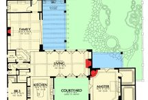 Obsessed with floor plans / Floor plans for homes