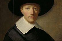 Hotties / Knappe 17e-eeuwse mannen