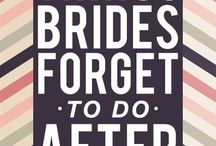 Wedding advice and tips / Engaged? Useful advice and tips to decrease the stress