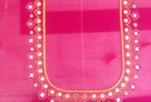 saree blouse patrons