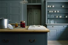 Kitchens, scullerys & boot rooms / Collection of images that inspire the cook, the designer, the wife and the mother in me.