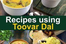 Tovar Dal Recipe Collection