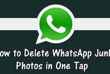 How to Delete WhatsApp Junk Photos in One Tap
