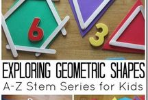 Shapes and Geometry Kit