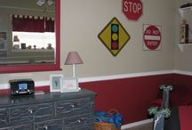 Kyler's big boy room!  / by Tanya Wehunt