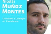 Campaña en Providencia / Fotos, afiches, actividades y noticias relevantes para la Campaña a Concejal en Providencia