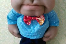 Мои куклёхи / Это куклы, сотворенные мной по основам мастер-классов различных авторов.