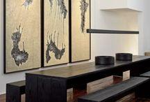 Asian interier