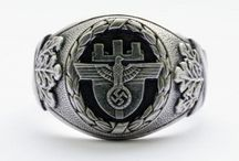 Nazi Germany: Rings & Things.