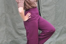 vintage style clothing / by Cheryl Keiper