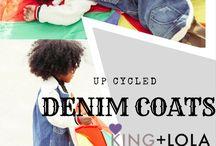 Up Cycled Denim