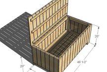 Garden/outdoor / Idéer till uteplats/balkong/trädgård