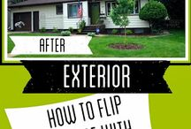 Am I Flipping Crazy?! / real estate, house flipping, rental properties, luxe for less / by Kelly Bower of Creative Spirit