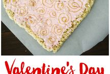 Valentine's Day Desserts / Spoil your Valentine with a decadent dessert! Cakes, cookies, pies, and more that are great for a special date night at home, Galentine's Day or bringing to school or work for a party.