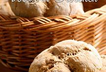 Lecker // Brot & Brötchen / Brot, Brötchen und anderes NICHT süßes Backwerk.